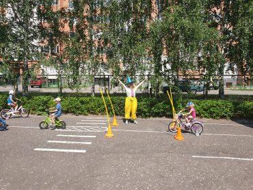 «Мой друг велосипед»