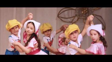 Городской фестиваль «Солнышко в ладошке» номинация «Танцевальное творчество»