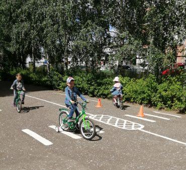 «Безопасный велосипед»
