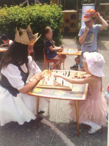 День шахмат и шашек.